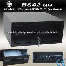 2013 nuevos productos de seguridad electrónica con pantalla LCD táctil