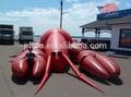 La promoción inflable gigante de langosta para la venta!