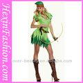las mujeres al por mayor sexy verde de la naturaleza de halloween disfraces disfraces