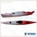 2013 KUDO Solo Multicolores de Kayak de Mar