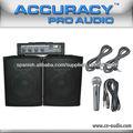 profesional pa sistema de sonido para la venta PPS410L-BT