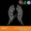 caliente venta de alas de ángel rhinestone revisión