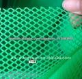 Malla de plástico