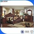 muebles de acacia juego de dormitorio de madera exótica mueblesdeldormitorio camademadera