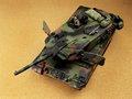 1/24 leapard vs tanque del rc tanque de batalla
