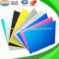 láminas de plástico corrugado láminas de plástico correx hojas coroplast