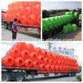 500 polietileno de litro de agua de los tanques de almacenamiento