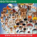 ILite oilless casquillo / cojinete sinterizado de bronce / latón de cojinete de bronce fabricante arbusto