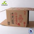 Caja de cartón doble corrugado para embalajes y mudanzas