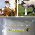 Grado farmacéutico 99% tc parásito triclabendazole drogas