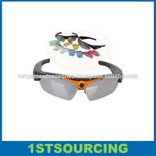 720p oculta cámara de vídeo gafas gafas de sol de deportes de la cámara