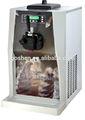 batidor de acero inoxidable opcional helado fabricante de la máquina