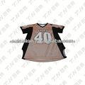 personalizado sublimada footbll americano ropa de deporte
