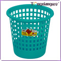 2014 el uso doméstico de la ronda de plástico papelera