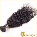 Nueva moda al por mayor del pelo indio con Encanto barato real para la venta