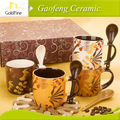 céramique tasse de café arabe