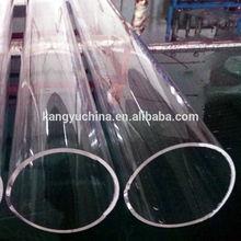 Personalizado transparente de alta pureza tubo de cuarzo, el tubo de cuarzo