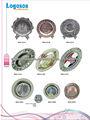 Nueva Souvenir Decoración personalizada metal Bin Cenicero