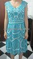 señora encaje de moda modelo de vestido