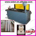 Solon seling caliente de la máquina de corte de alto quaity bloque de madera hecho en China