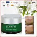 2014 mejor cuidado de la piel crema a base de hierbas blanqueamiento y anti- acné crema para todos los tipos de piel