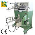 botella de cristal de la máquina de impresión serigráfica plástico LC-600E máquina de impresión serigráfica cilíndrica