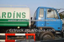 Dongfeng camiones de agua para 10000L en uae