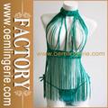 de haute qualité vert glands lingerie sexy turque