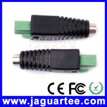 de cobre de alimentación de cc tipos de conector dc conector hembra