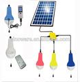 Lampara Solar Con Control Remoto Y Samsung Cellphone Charger Energía Renovable Para El Hogar Interior Y Exterior Iluminacion