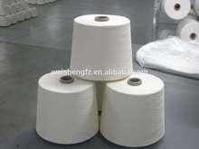S 50/1 puro hilo algodón 100% para tejer de jinzhou de hebei