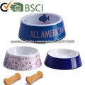 Melamina Comedero / melamina recipiente para perros
