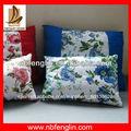rose diseño impreso fundas almohada fundas cojines almohadas de algodón
