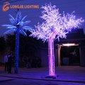 al aire libre led de luces de árbol