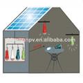 la aplicación de origen térmico 10kw plantas de energía solar