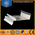 Acepte aluminio perfil de la ventana de extrusión OEM