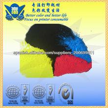 Polvo de tóner compatible del color de OKI C9600