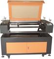 Cascas de coco/placas abs de alta precisão de corte a laser máquina de gravura