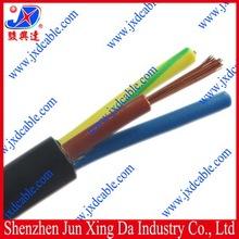 Los precios de LV / CU H05VV-F 3g1.5mm2 Cables de alimentación
