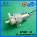 Mini 12v de baja presión de la bomba de agua