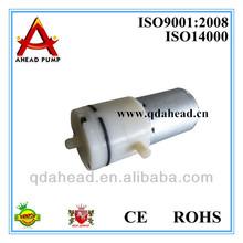 pequeño dc eléctrico de aire de la bomba de succión