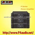 P8001 Amplificador