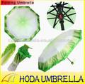 高品質の製品中国のサプライヤーの新たな発明キャベツvegetabrella傘レースが付いている面白い贈り物として
