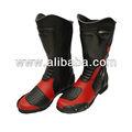 De cuero para hombre botas de equitación/motocicleta botas de montar a caballo