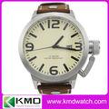 2013 relojes de los hombres de acero inoxidable estilo suizo