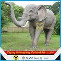 modelo animal de la simulación modelo de elefante enorme