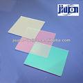 de fibra óptica de vidrio de color