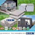 Obon con aislamiento de sonido de materiales de construcción para los paneles de las paredes 2270mm*610mm*100mm los precios