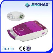 Jh-109 de alto flujo de oxígeno médico nebulizador compresor proveedor