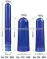 5 galón de preformas de pet para botellas ( precio competitivo, 55mm con 660g, y más )